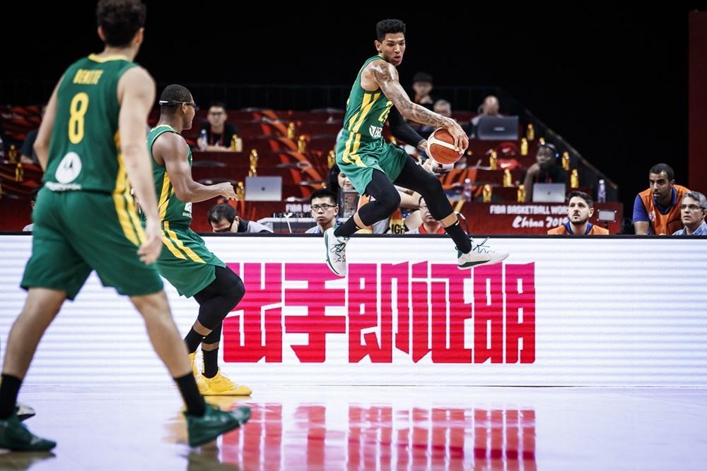 Отборът на Бразилия стартира с победа участието си на Световното