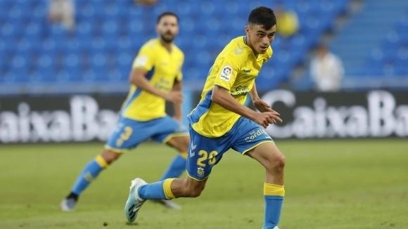 Барселона привлече в състава си 16-годишния атакуващ полузащитник Педри от