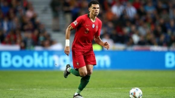 Опитният защитник Пепе отпадна от състава на националния отбор на