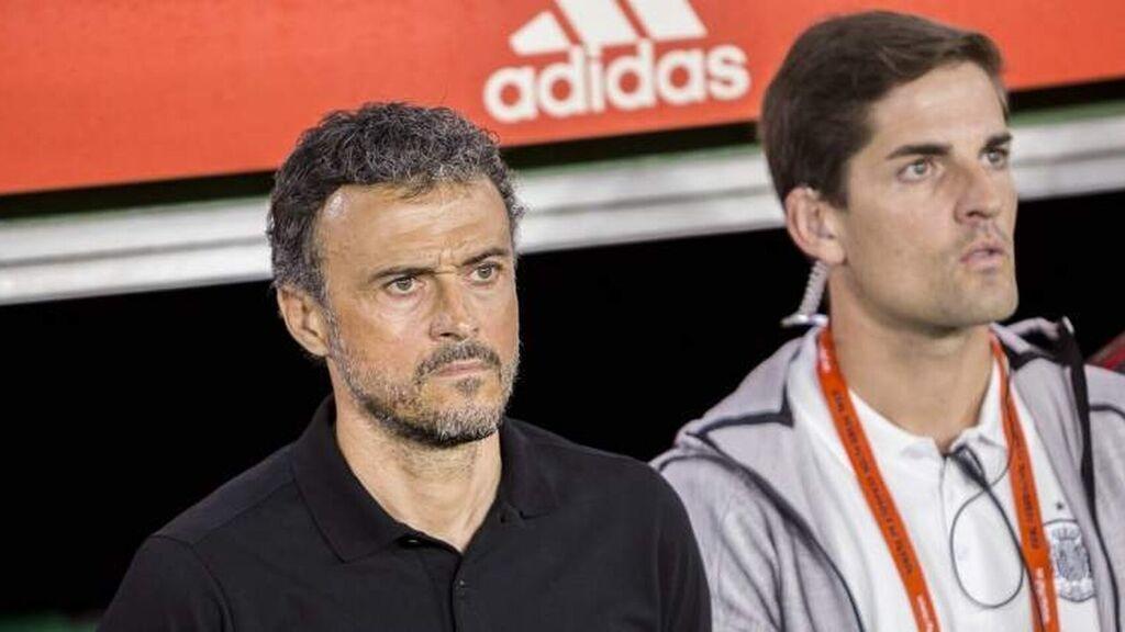 Новият селекционер на Испания Роберт Морено изрази готовност веднага да