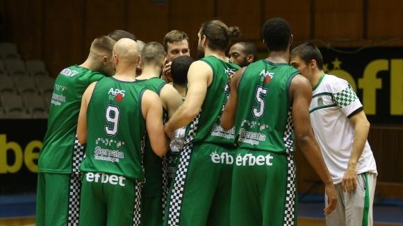 Баскетболният шампион на България Балкан записа успех в последната контрола