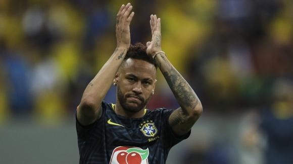 Селекционерът на Бразилия Тите изрази мнението си, че единствено Лионел