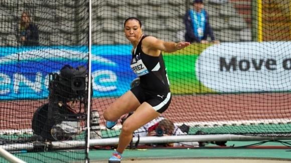 Олимпийската, световна и европейска шампионка в мятането на диск Сандра