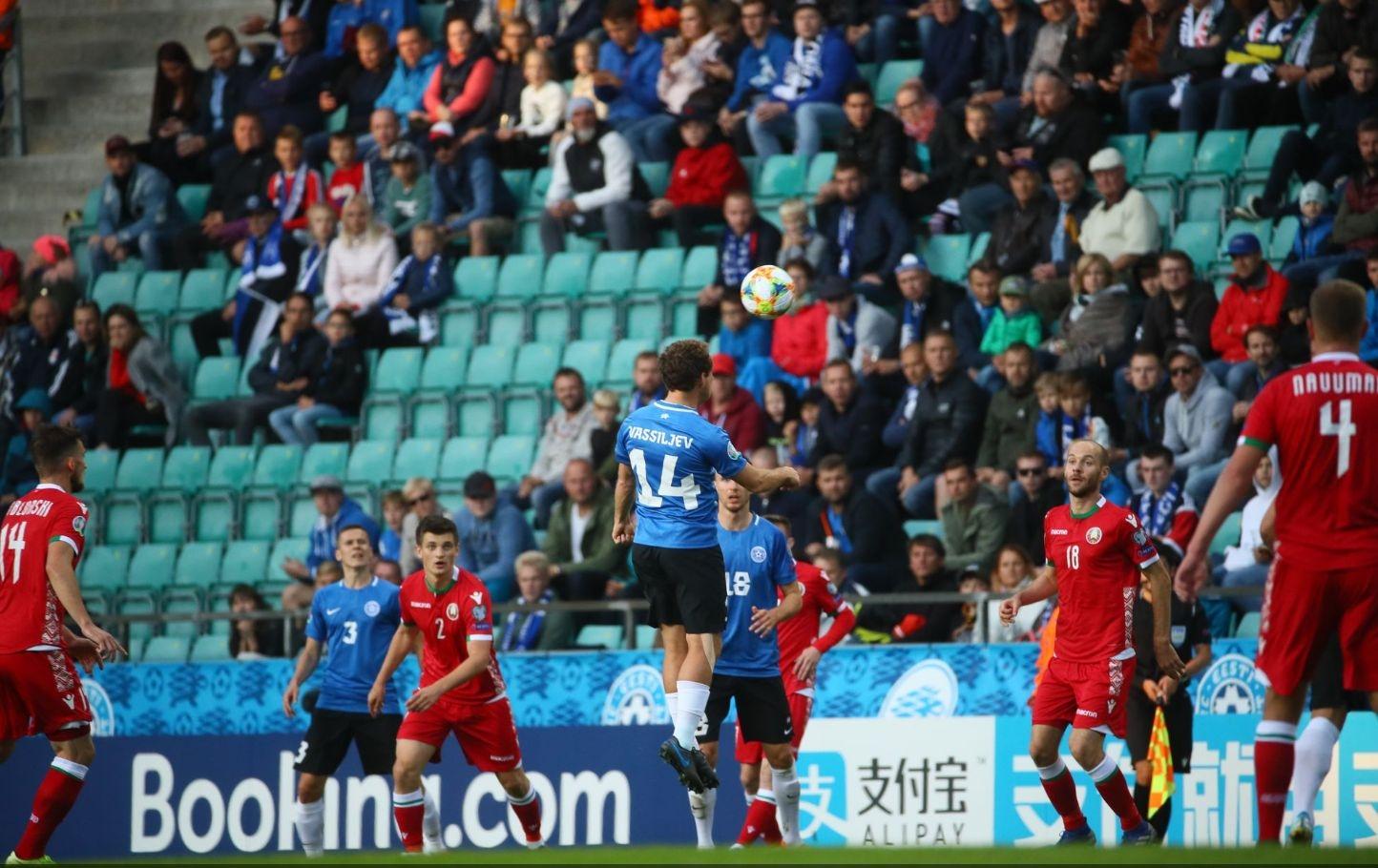 Беларус записа първата си победа в европейските квалификации в група