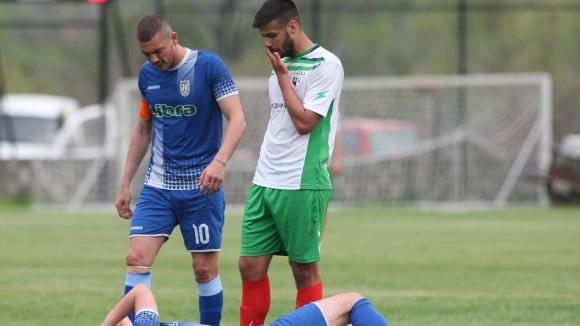 Снощи бургаският Нефтохимик победи в Севлиево едноименния тим с 3:1