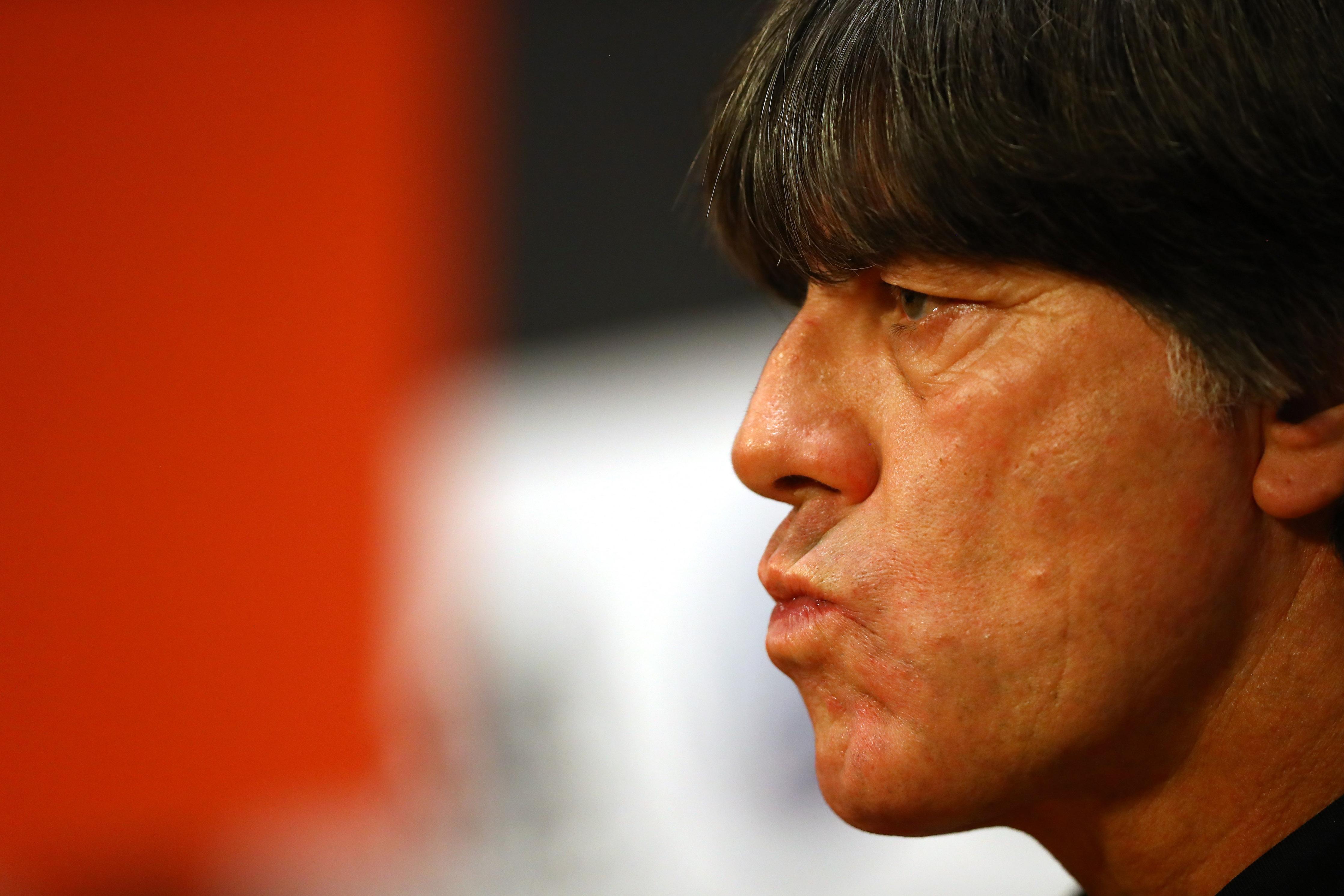 Селекционерът на Германия Йоахим Льов призна, че отборът му не
