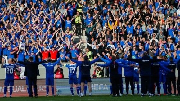 Отборът на Исландия записа четвърта победа от началото на евроквалификациите.