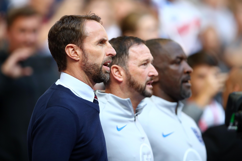 Победата на Англия над България с 4:0 в европейските квалификации
