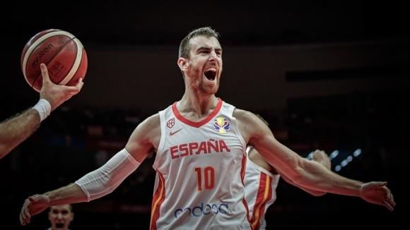 Испания нанесе първа загуба на Сърбия на световното първенство по