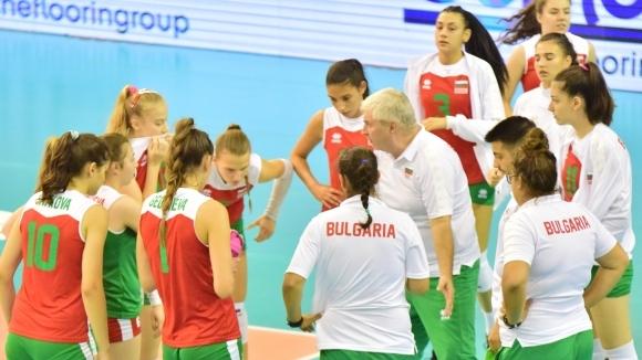 Волейболистките на България допуснаха първа загуба на световното първенство до