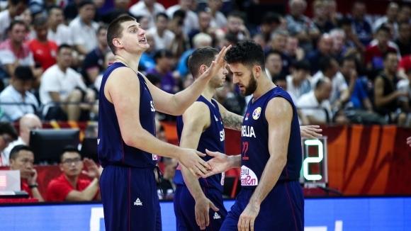 Сърбия претърпя поражение от Испания със 69:81 в последен мач