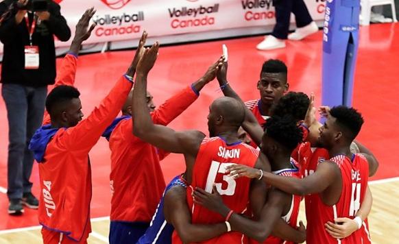 Звездата Робертланди Симон изведе Куба до титлата на турнира Norceca,