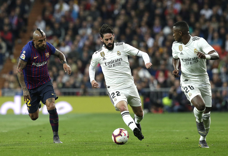 Шампионът Барселона продължава да бъде испанският клуб, който отделя най-много
