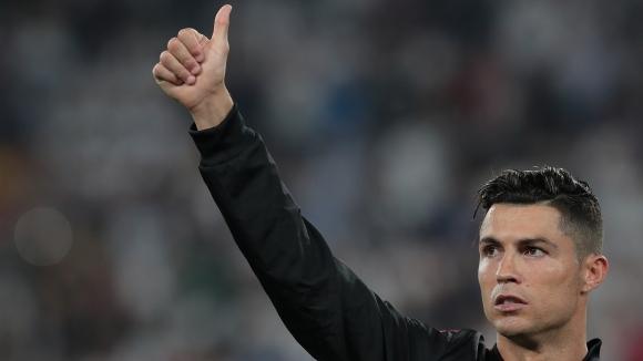 Суперзвездата на Ювентус Кристиано Роналдо е убедителен лидер по отношение