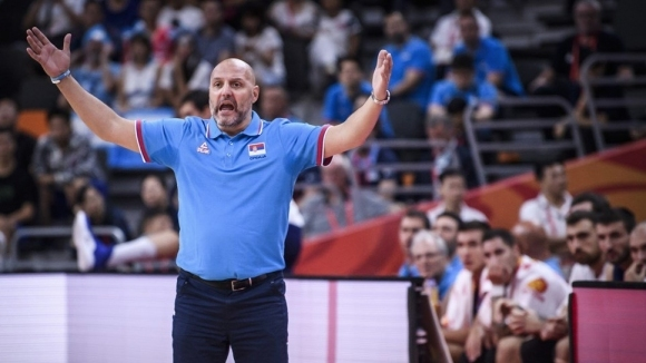 Селекционерът на сръбския национален отбор по баскетбол Саша Джорджевич сподели