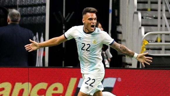 Националният отбор на Аржентина записа впечатляваща победа с 4:0 над