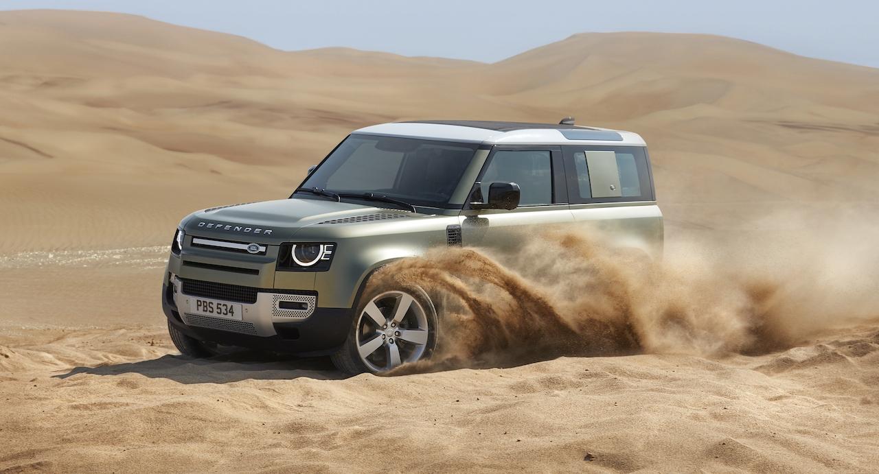 Новият Land Rover Defender е SUV специално проектиран за 21-ви