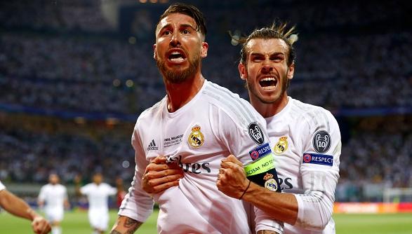 Бранителят на Реал Мадрид Серхио Рамос защити Гарет Бейл, обяснявайки,