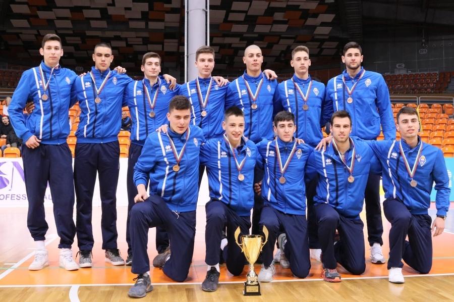 Отборът на Виктория Волей (Пловдив) ще изиграе 4 контролни срещи