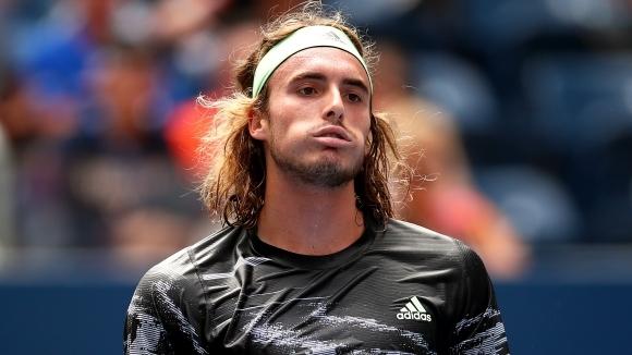 Стефанос Циципас отпадна още в първия кръг на US Open