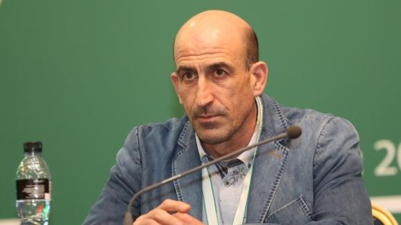 Вицепрезидентът на Българския футболен съюз Йордан Лечков даде своя коментар