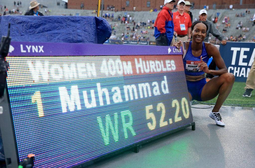 Международната асоциация на атлетическите федерации (IAAF) призна официално световния рекорд