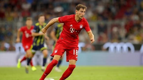 Байерн Мюнхен остана без полузащитника Леон Горецка за гостуването си