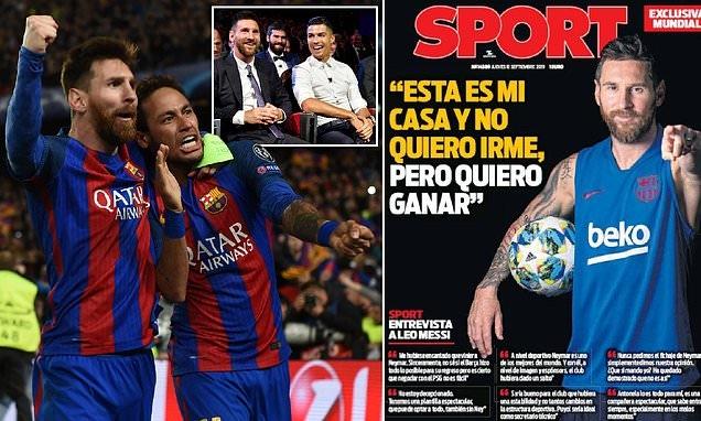 Той е капитанът на Барселона и моторът на всички амбиции