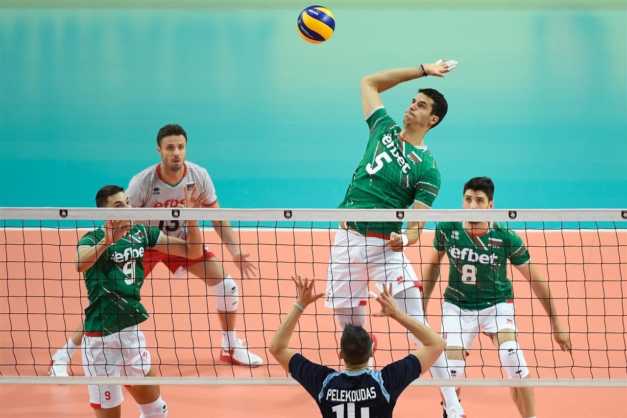 Волейболният национал Светослав Гоцев сподели след разгромната победа над Гърция