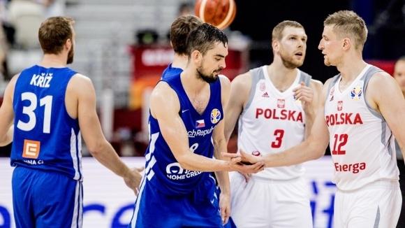 Националният отбор на Чехия успя да надвие Полша с 94:84