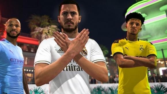 Новият вълнуващ игрален режим на EA Sports е настроен да