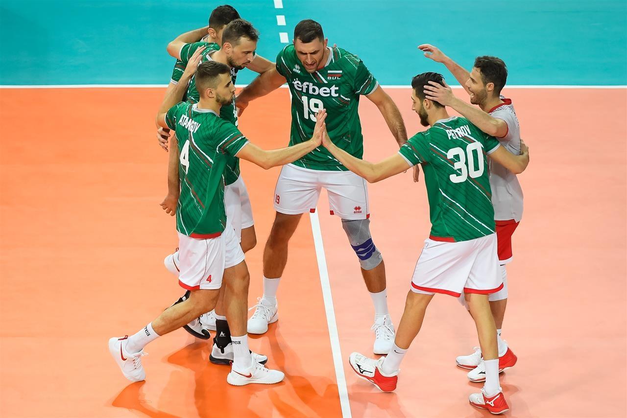 България започна по прекрасен начин на Европейското първенство за мъже,
