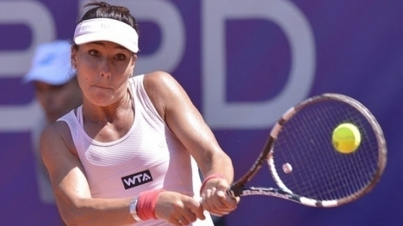 Елица Костова отпадна на полуфиналите на турнира по тенис на