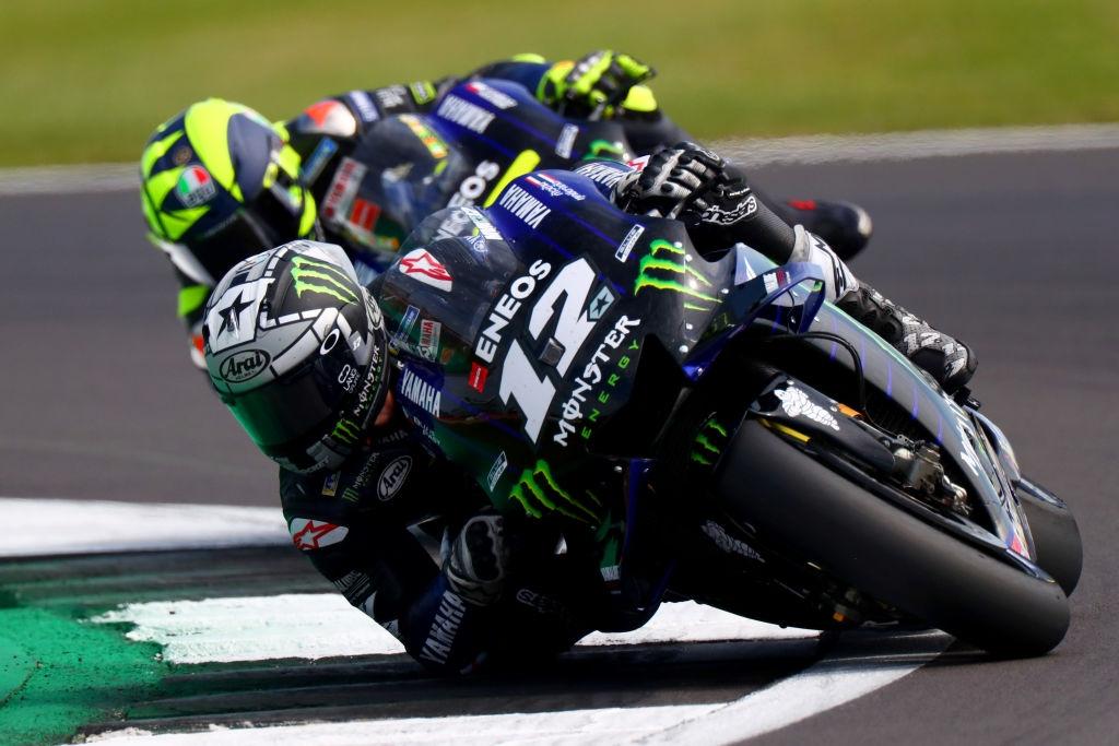 Пилотът на Yamaha Маверик Винялес бе най-бърз във втората свободна