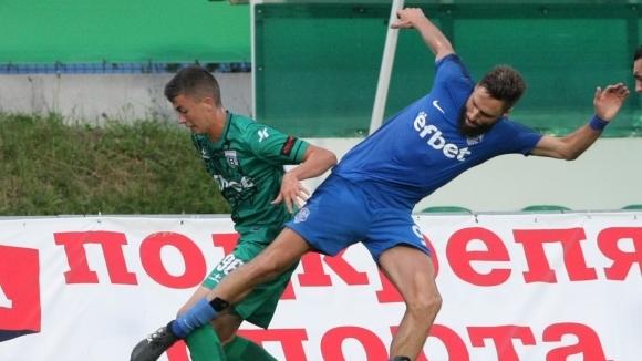 Радослав Василев изигра силен мач за Арда срещу Ботев (Враца)