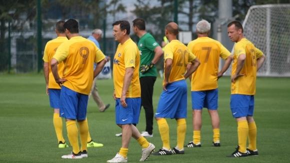 Продължават страхотните инциативи за 100 години организиран футбол в Горна