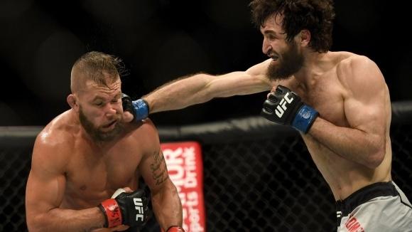 UFC Бостън ще се нуждае от нова поддържаща битка, тъй