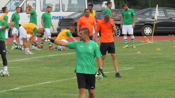 Отборът на Вихрен (Сандански) победи с 1:0 Кюстендил в среща