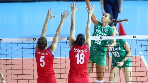 Капитанът на женския национален отбор на България по волейбол -
