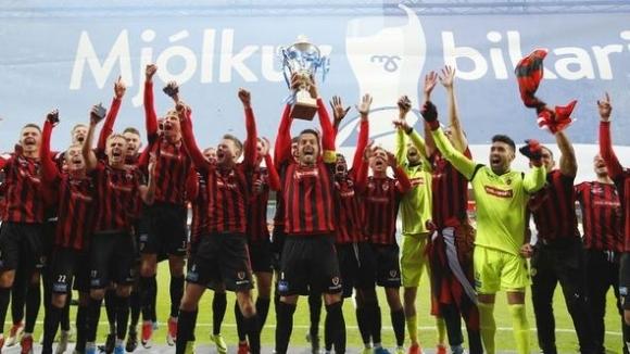 Викингур (Рейкявик) спечели Купата на Исландия за втори път в