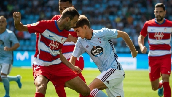 Отборът на Селта загуби у дома с 0:2 от Гранада