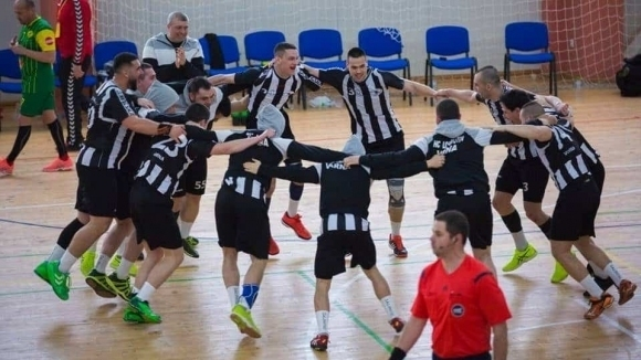 Шампионът Локомотив Варна спечели шестото издание на турнира по хандбал
