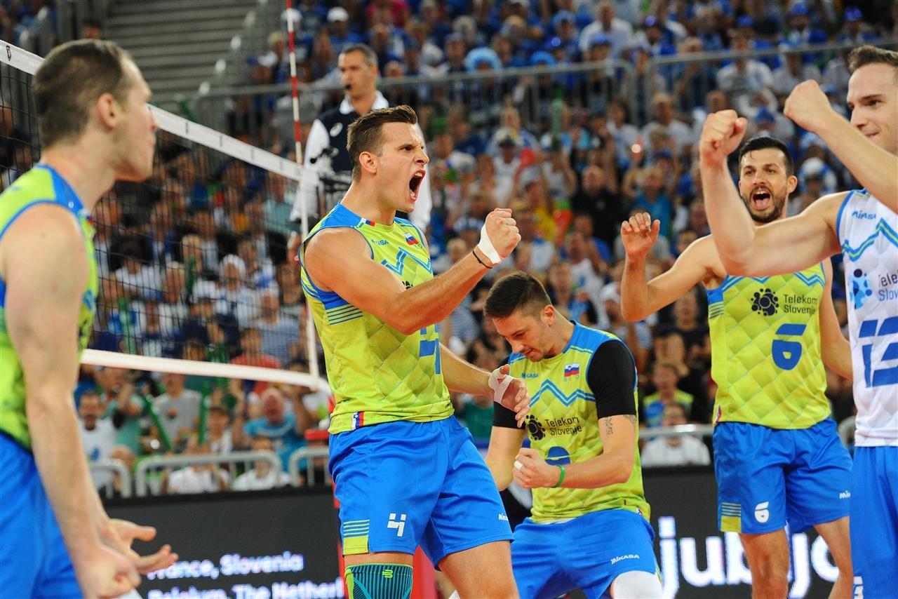 Един от домакините на Европейското първенство по волейбол за мъже
