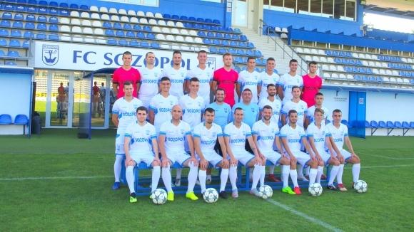 Созопол взе дербито с Черноморец, небесносините дръпнаха с пет точки
