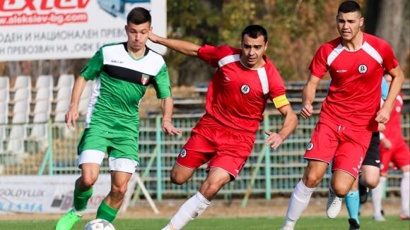Габровският Янтра победи в Трявна едноименния тим с 3:1 и
