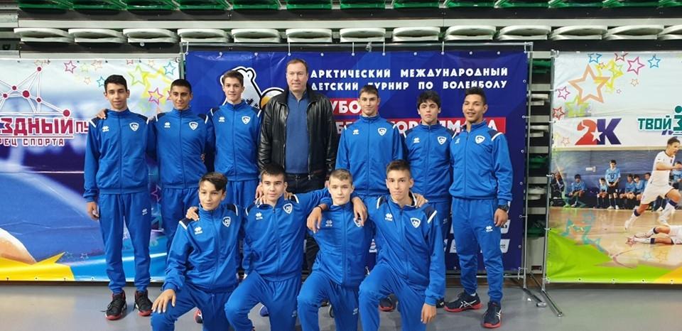 Отборът на Левски София за прекадети стартира с победа на