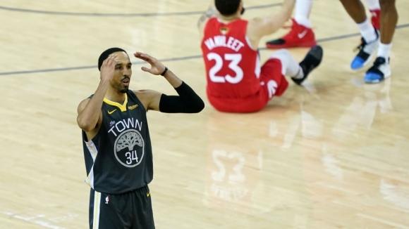 Трикратният шампион в НБА с екипа на Голдън Стейт Уориърс