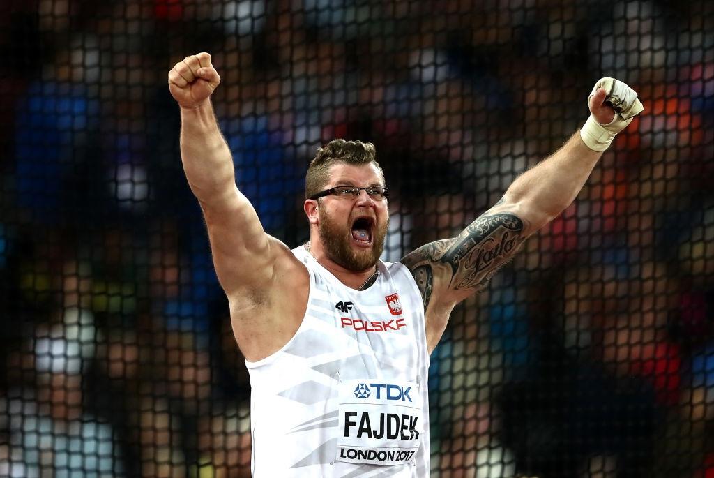 Полската атлетическа асоциация ще участва с отбор от 44 души