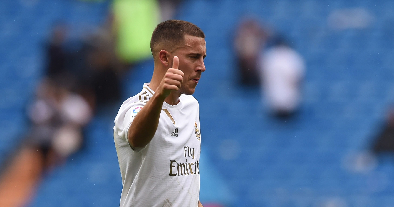 Новото попълнение на Реал Мадрид Еден Азар харесва първите седмици