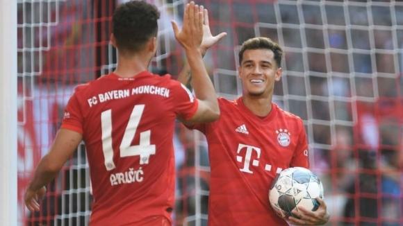 Преотстъпеният от Барселона в Байерн (Мюнхен) Филипе Коутиньо е щастлив